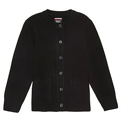 Girls 4-20 & Plus Size French Toast School Uniform Cardigan