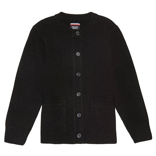 Girls 4-20 & Plus Size French Toast School Uniform Cardigan