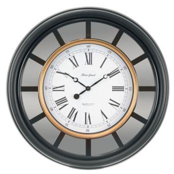 Kiera Grace Mirrored Wall Clock