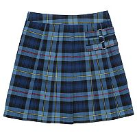 Girls 4-20 & Plus Size French Toast School Uniform Pleated Plaid Skort