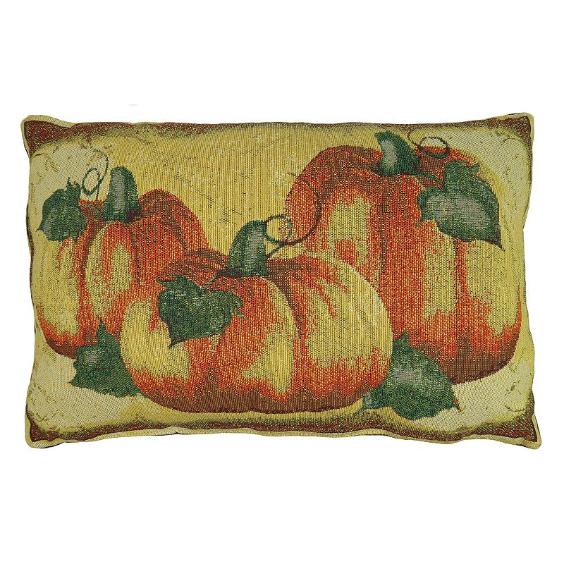 Orange Imported Decorative Pillow Kohl s