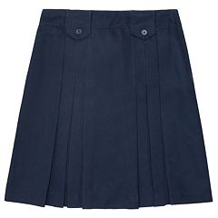 Girls 4-20 & Plus Size French Toast School Uniform Triple Pleated Skirt