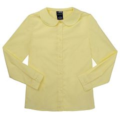 Girls 7-20 French Toast School Uniform Peter Pan Collar Blouse