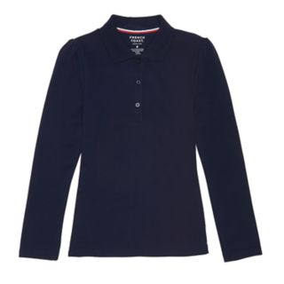 Girls 4-20 & Plus Size French Toast School Uniform Pique Polo Shirt