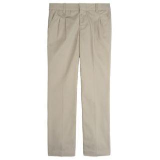 Girls 7-20 & Plus Size French Toast School Uniform No Wrinkle Pleated Pants