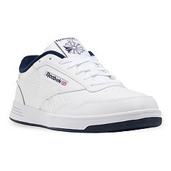 78ff36e033cb0 Reebok Club Memt Men's Athletic Shoes. White Navy Black White White ...