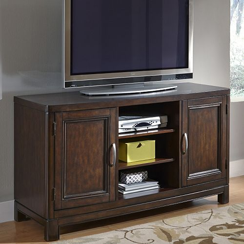 Home Styles Crescent Hill Wide TV Stand