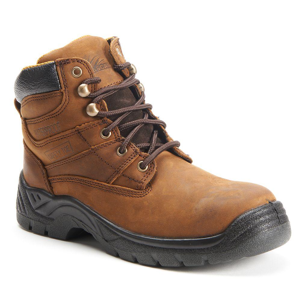 Itasca Authority Men's 6-in. Waterproof Work Boots