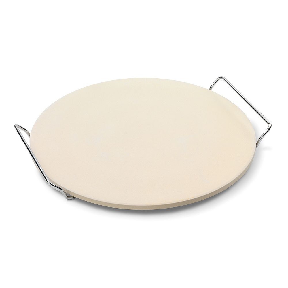 Jamie Oliver 14-in. Pizza Stone with Serving Rack