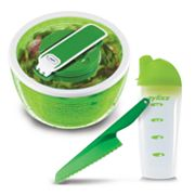 Zyliss 3 pc Healthy Living Salad Making Set