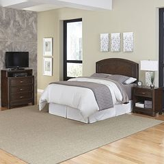 Home Styles Crescent Hill 3 pc Bedroom Set