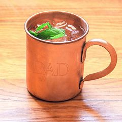 Cathy's Concepts 'Dad' 17-oz. Copper Moscow Mule Mug