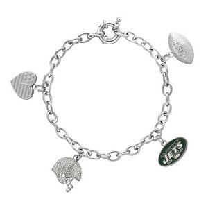 31 25 Regular 125 00 New York Jets Charm Bracelet