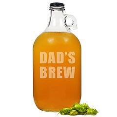 Cathy's Concepts 'Dad's Brew' 64-oz. Beer Growler
