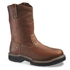 Wolverine Raider Wellington Men's 10-in. Work Boots