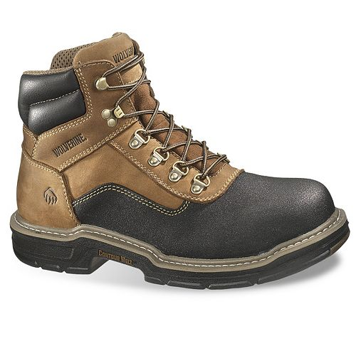 7694d708b28 Wolverine Corsair Men's Waterproof 6-in. Composite-Toe Work Boots