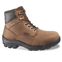 Wolverine Durbin Men's Waterproof 6-in. Steel-Toe Work Boots