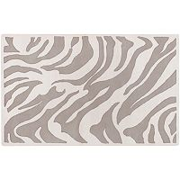 Artisan Weaver Boles Zebra Wool Rug