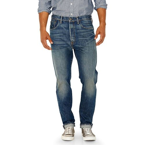 0178904d370 Men's Levi's® 501® Customized & Tapered Jeans