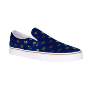 Adult Row One Notre Dame Fighting Irish Prime Sneakers