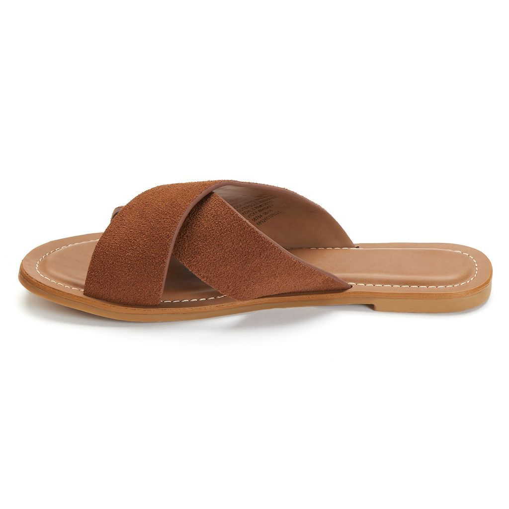 Vicky Whiskey Women's Sandals