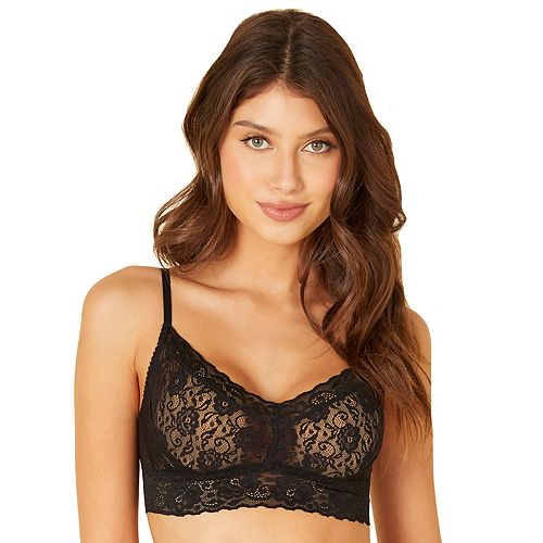 COSABELLA Amore Bra: Adore Unlined Sheer Lace Wire-Free Soft Bra ADORE1381