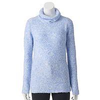 Women's SONOMA Goods for Life™ Boucle Turtleneck Sweater