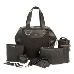 baby aspen 360 signature diaper bag stylish daily. Black Bedroom Furniture Sets. Home Design Ideas