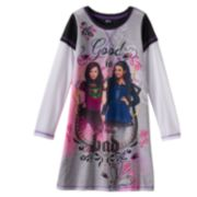 Disney's Descendants ''Good Is The New Bad'' Nightgown - Girls 7-14