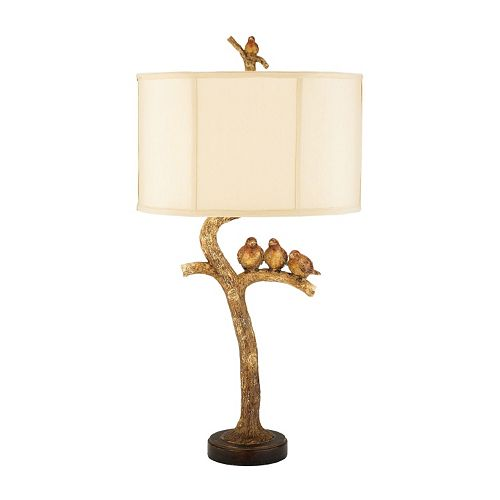 Dimond Three Bird Light Table Lamp