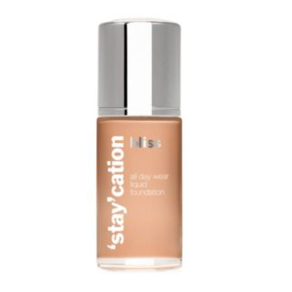 bliss 'Stay'Cation Long Wear Liquid Foundation
