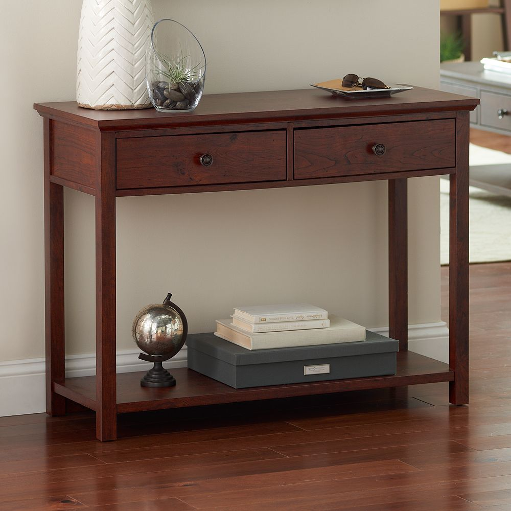 Goods for life canton console table sonoma goods for life canton console table geotapseo Choice Image