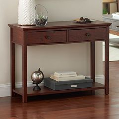Living Room Console Tables - Tables, Furniture | Kohl\'s
