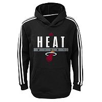 Boys 8-20 adidas Miami Heat Playbook Hoodie