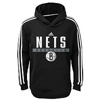 Boys 8-20 adidas Brooklyn Nets Playbook Hoodie