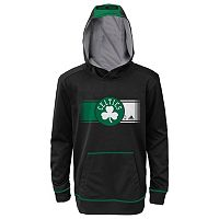 Boys 8-20 adidas Boston Celtics Pullover Hoodie