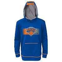Boys 8-20 adidas New York Knicks Pullover Hoodie