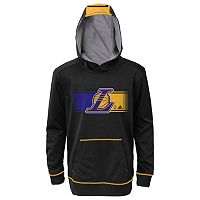 Boys 8-20 adidas Los Angeles Lakers Pullover Hoodie