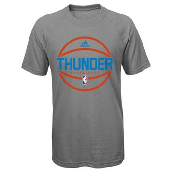 Boys 8-20 adidas Oklahoma City Thunder Ultimate Practice Tee