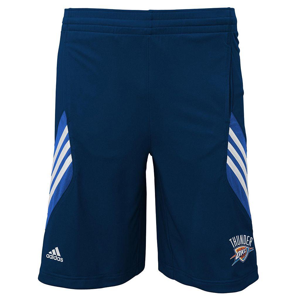 Boys 8-20 adidas Oklahoma City Thunder Prestige Shorts