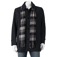 Men's Towne Wool-Blend Top Coat