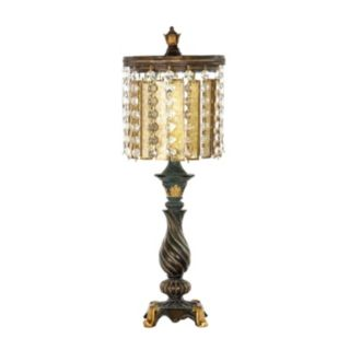Dimond Amber Table Lamp