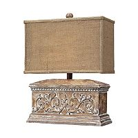 Dimond Pinder Distressed Table Lamp