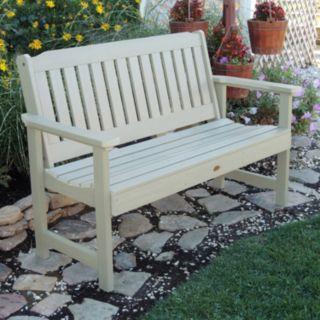 highwood Lehigh 5 Ft. Garden Bench