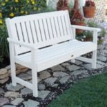highwood Lehigh 4 Ft. Garden Bench