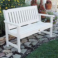 highwood Lehigh 4 Ft. Garden Bench