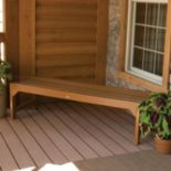 highwood Lehigh 4 Ft. Picnic Bench