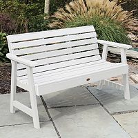 highwood Weatherly 5 Ft. Garden Bench