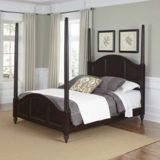 Home Styles Bermuda Poster Bed