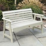 highwood Weatherly 4 Ft. Garden Bench